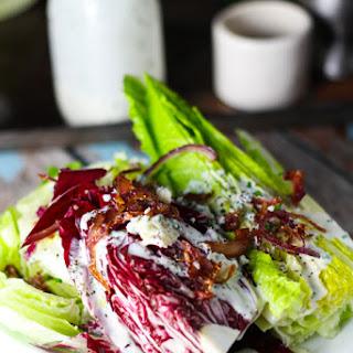 Eccentric Wedge Salad
