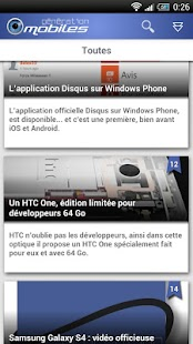 Génération mobiles - screenshot thumbnail