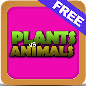 Plants vs Animals
