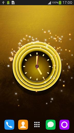 简单的模拟时钟