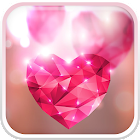 Diamantes Corazones icon