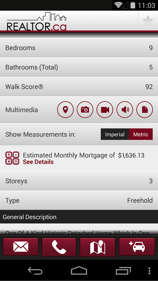 REALTOR.ca- screenshot