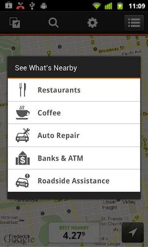 3 Gas Guru: Cheap gas prices App screenshot