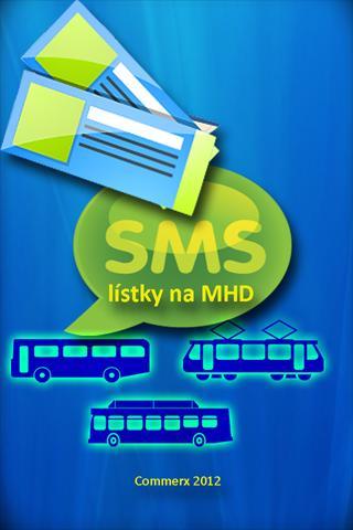 SMS lístky na MHD