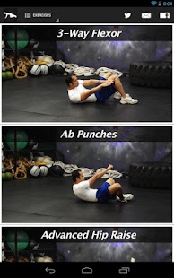 The Abs Challenge Workout - screenshot thumbnail