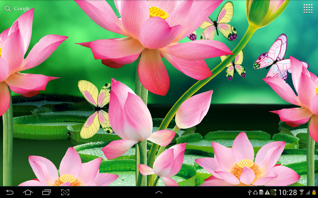 free animated wallpaper for android tablet