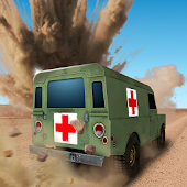 4x4 Off-Road Ambulance Game