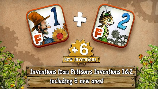 Pettson's Inventions Deluxe- screenshot thumbnail