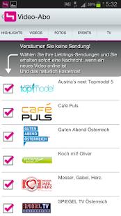 PULS 4- screenshot thumbnail