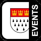 COLOGNE EVENTS › Eventguide icon