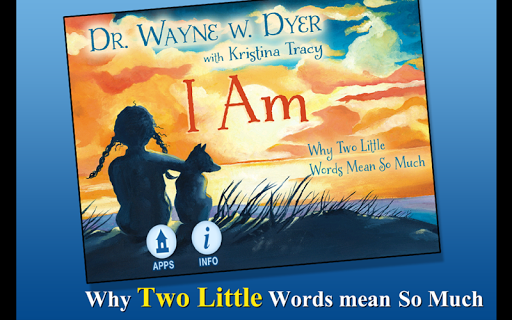 I Am - Dr. Wayne Dyer on the App Store - iTunes - Apple