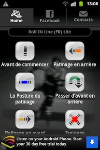 Roll IN Line (FR) Lite- screenshot thumbnail