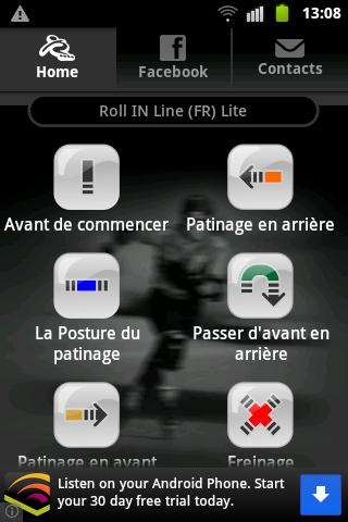 Roll IN Line (FR) Lite- screenshot
