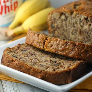 Easy Banana Bread.