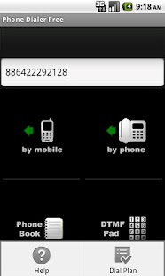 Phone Dialer Free - screenshot thumbnail