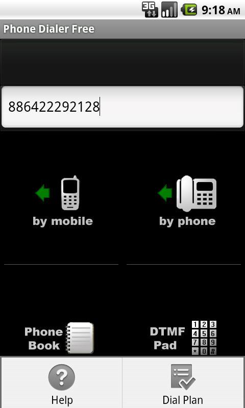 Phone Dialer Free- screenshot