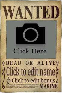 Wanted Poster Maker- screenshot thumbnail