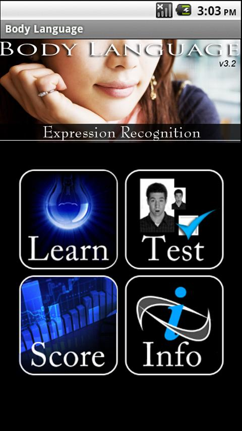 Body Language - Expressions - screenshot
