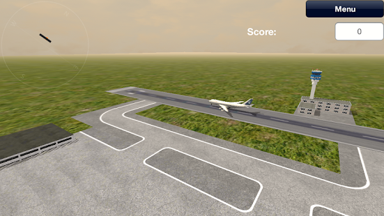 Air Traffic Control Simulator- screenshot thumbnail