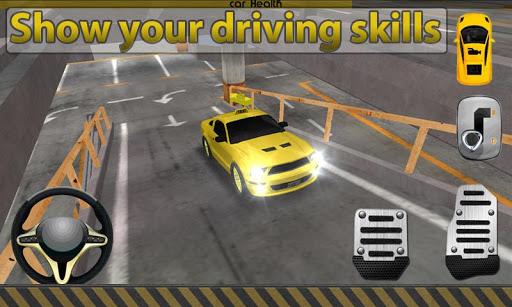 三維出租車司機的責任博弈 3D parking game