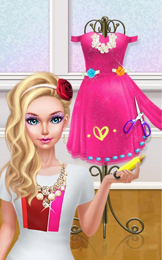 Fashion Doll Shopping Day Spa Android Apps On Google Play