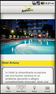Hotel Antony - screenshot thumbnail