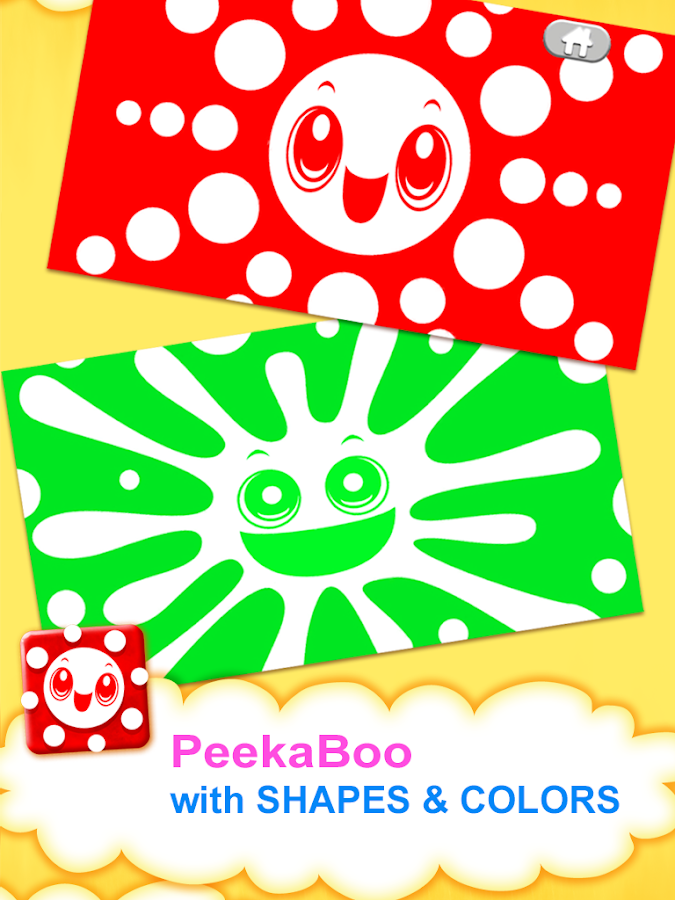 Peeka Boo for Baby and Mommy- screenshot