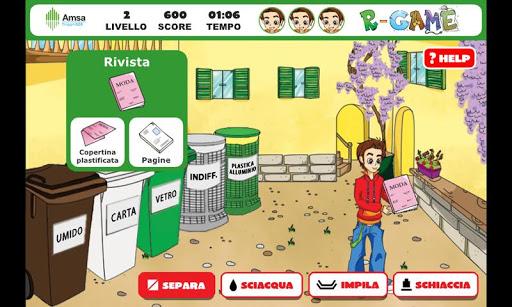 A2A R-Game 1.0.0 screenshots 3
