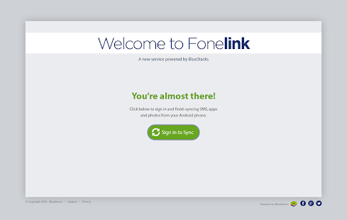 Fonelink - screenshot thumbnail