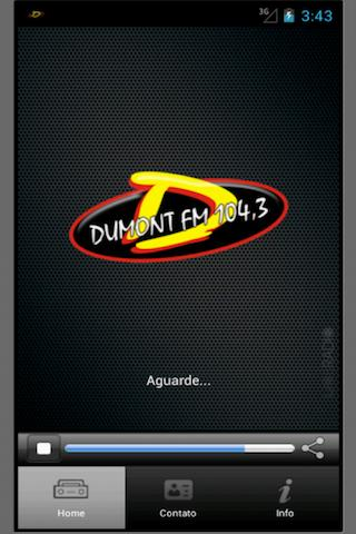 Radio Dumont FM - screenshot