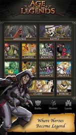 Age of Legends: Kingdoms RPG Screenshot 2
