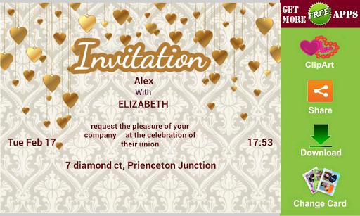 Quick Wedding Invitation Cards