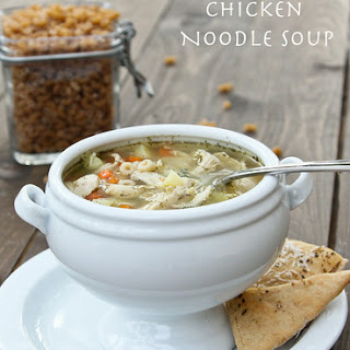 Feel Better Chicken Noodle Soup