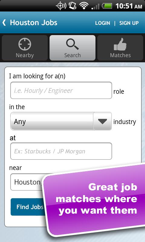 Houston Jobs- screenshot