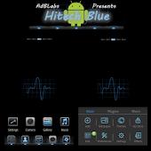 HiTech Blue Go Launcher EX