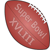Super Bowl XVLIII Widget