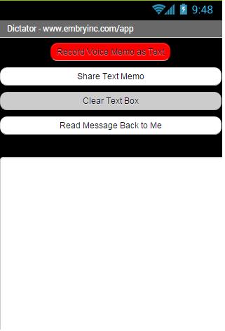 Voice Dictation Voice 2 Text
