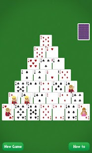 Solitaire Pyramid