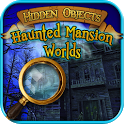 Hidden Objects Haunted Worlds icon