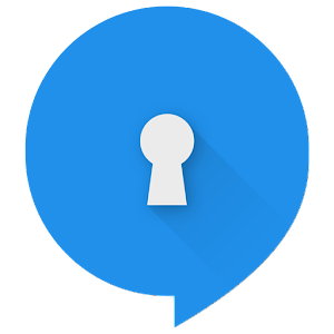 Icono de Signal Private Messenger en Android