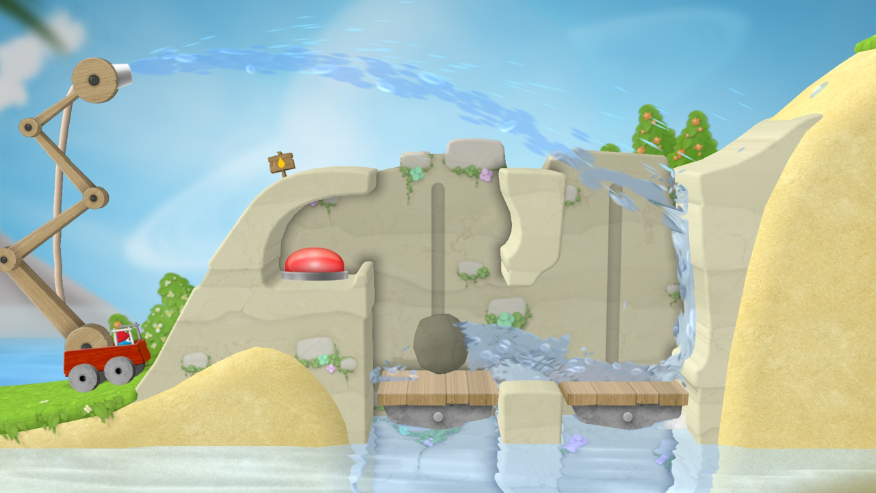 Sprinkle Islands Free - screenshot