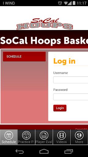 SoCal Hoops Coach