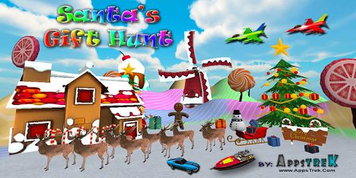 Santa's Gift Hunt