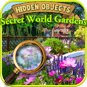 Hidden Objects Secret Gardens!