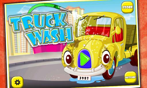 洗怪物卡車-kids遊戲