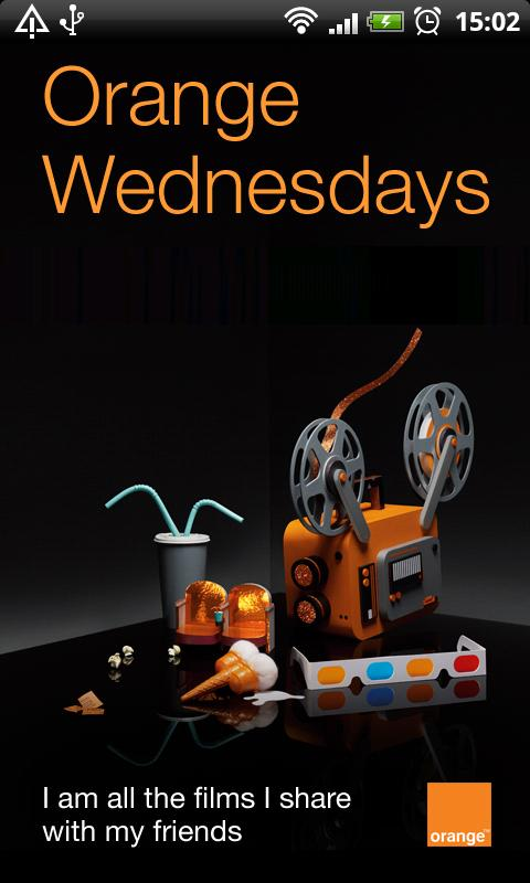 Orange Wednesdays - screenshot