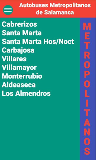 Metropolitanos Salamanca