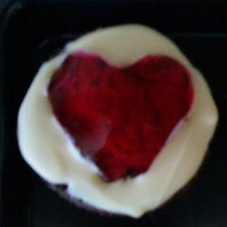 Valentine's Jaffa cakes