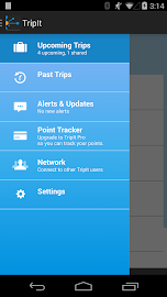 TripIt: Trip Planner Screenshot 1