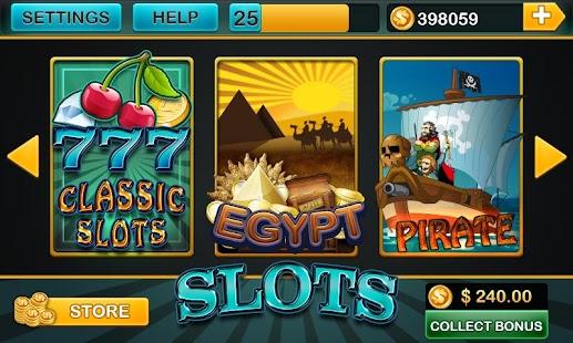 Slots Mania Deluxe - screenshot thumbnail